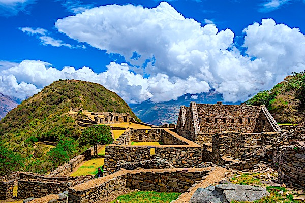 Choquequirao Trek to Machu Picchu 9 Days