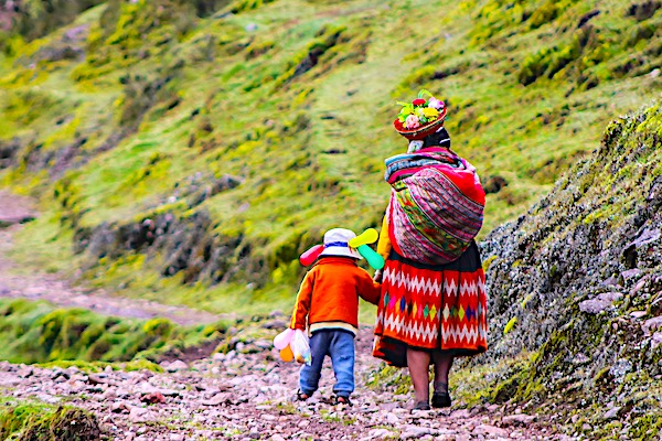 Lares Trek 4 Days