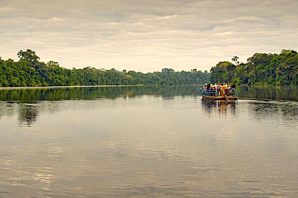 Tambopata Reserve 4 days