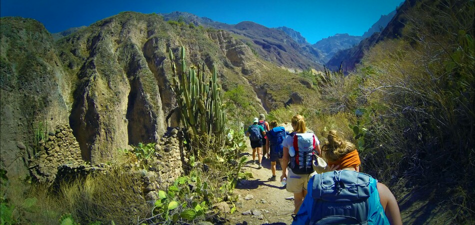 Colca Canyon Trek 5 days