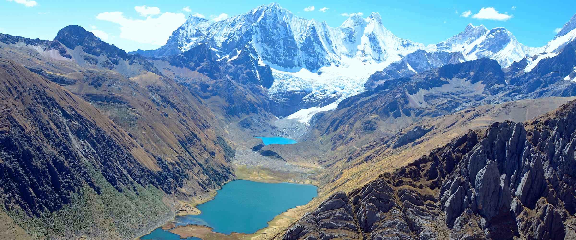 Huaraz Cordillera Huayhuash