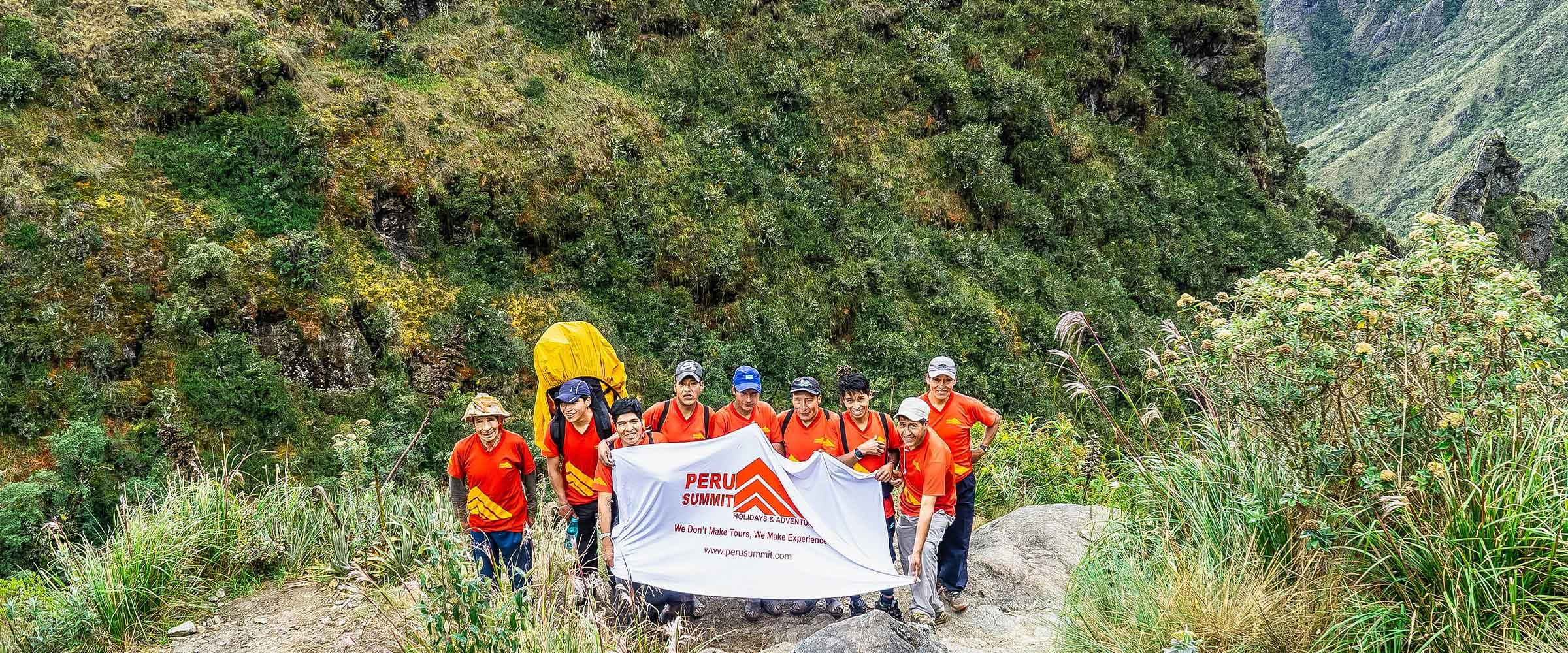 Inca Trail Trek Machu Picchu