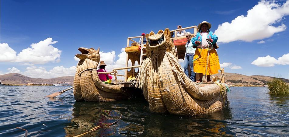 Amantani Taquile Island 2 days