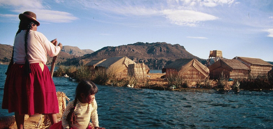 Uros Floating Island & Taquile