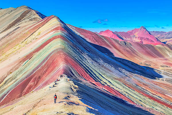 Ausangate Trek to Rainbow Mountains 4 Days