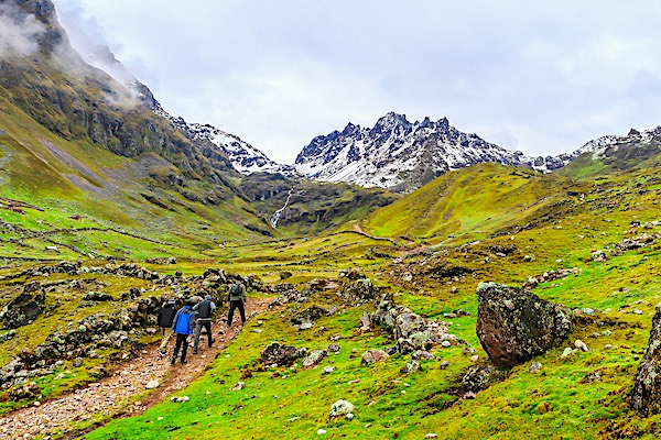 Lares Trek Via Short Inca Trail