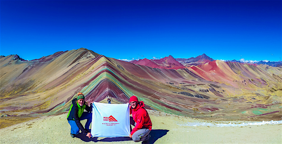 Rainbow Mountain Cusco Trek