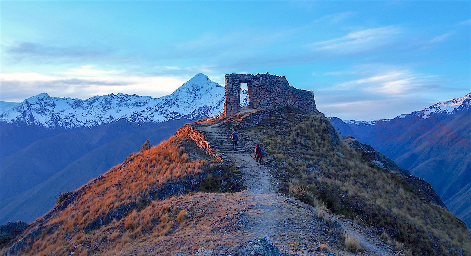 Top 4 treks in Peru