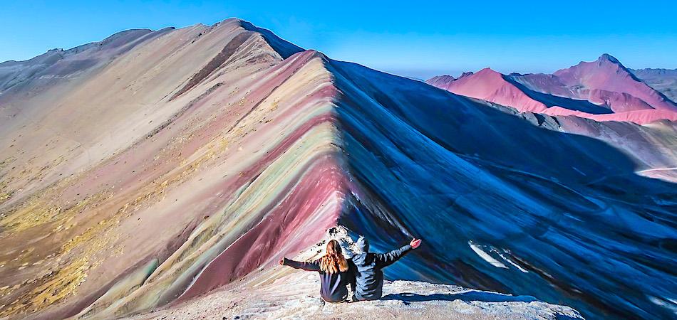 Rainbow Mountain Trek 2 Days