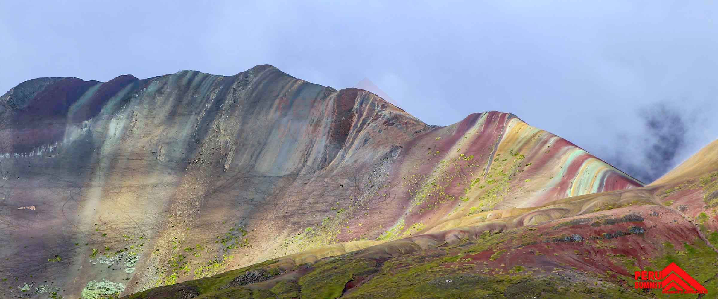 Ausangate and Rainbow Mountain
