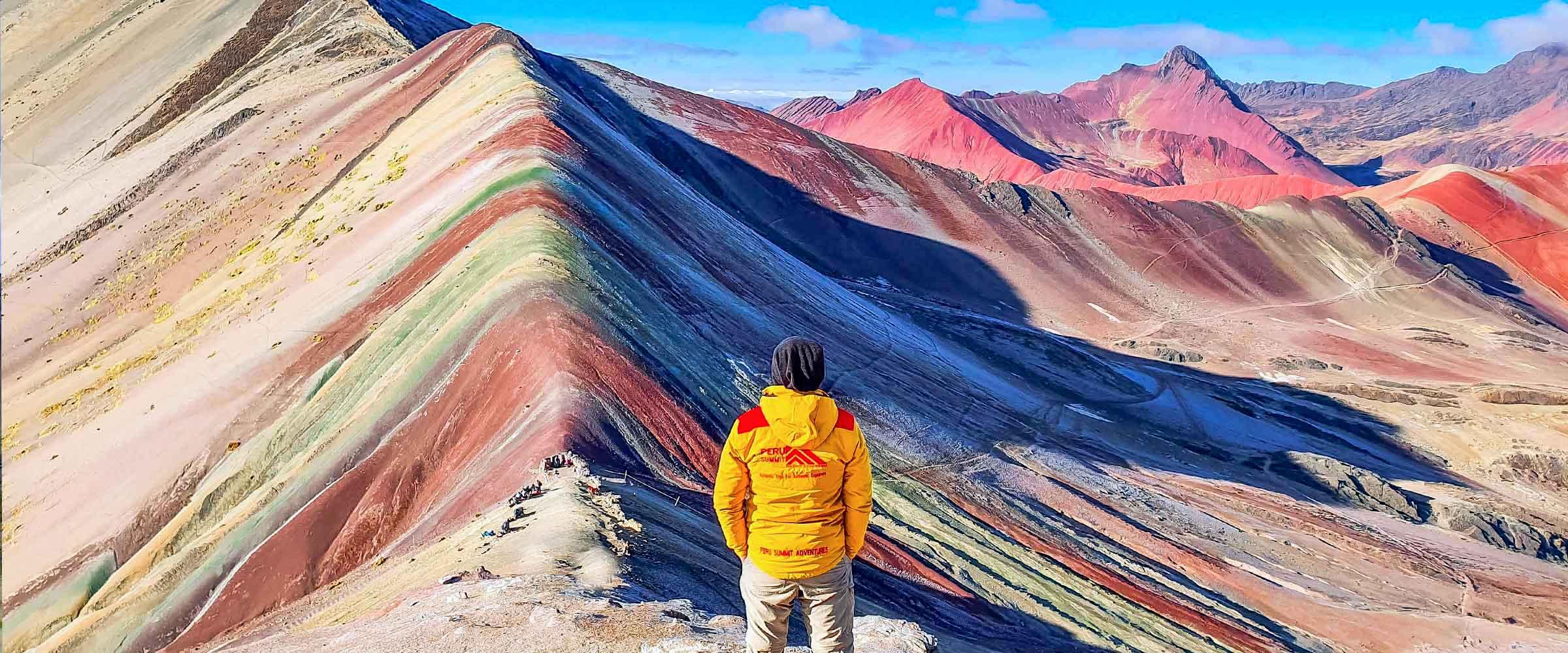 Rainbow Mountain Hikes